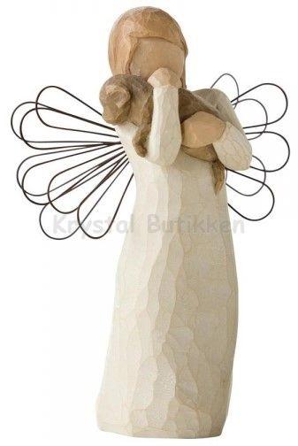 Ultramoderne Willowtree engle og mange andre figurer køb dem her FR-12