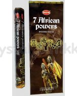 7 African Powers røgelse