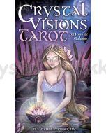 CRYSTAL VISION - Tarotkort