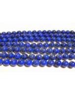 Perle - Lapis Lazuli - 6mm