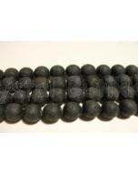 Perle - Lavasten - 6mm