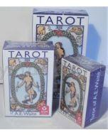 Tarotkort - A.E. Waite - blå