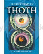THOTH TAROT POCKET - Aleister Crowley - 60x90mm