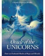 Oracle of the Unicorns - med engelsk bog