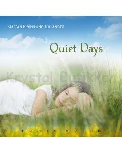 Quiet Days CD