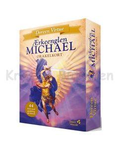 ÆRKEENGLEN MICHAEL orakelkort - Doreen Virtue