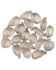 Malakit-vedhæng-sølv