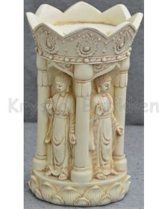Buddha- fyrfadsholder