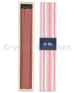 Kayuragi Stick: WHITE PEACH