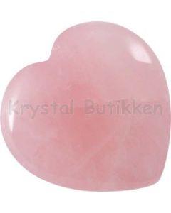 Hjerter-rosakvarts-små