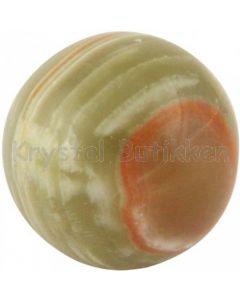 Krystal-æg-stribet onyx