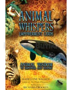 Animal Whispers orakel kort