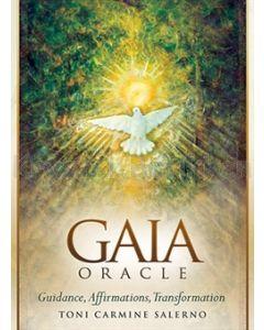 Gaia orakel kort - med dansk bog