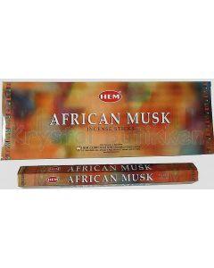 African Musk røgelse
