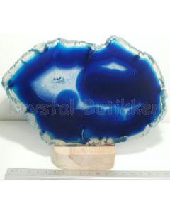 Blå Agat