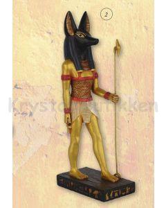 Anubis stående 22 cm
