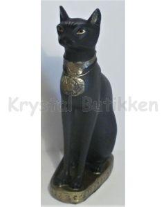 Buddha-den glade-sort-sølv