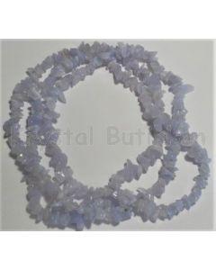 Lapis-lazuli-halskæde
