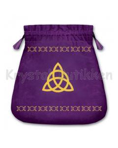 Stofpose i fløjl - Goddess