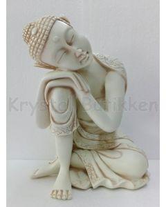 Mediterende Buddha-jadegrøn
