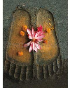 Notesbog - BUDDHA'S FOOTSTEPS