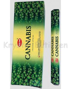 Cannabis røgelse