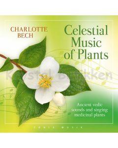 Celestial music of plants CD