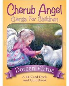 Cherup Angel - Cards for children