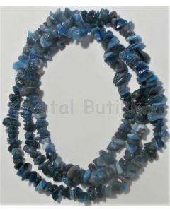 Ametyst-split-halskæde