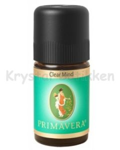 Clear Mind - aromablanding - Primavera økologisk