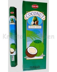 Kokos røgelse
