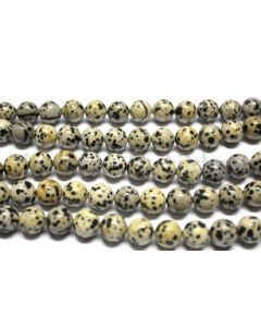 Perle - Dalmatiner - 8mm