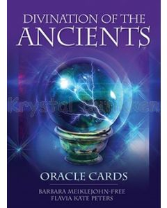Divination of the Ancients orakel kort - engelsk