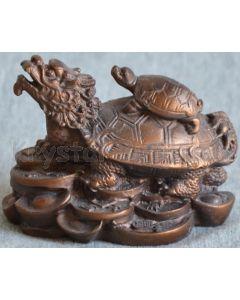 Feng Shui Drageskildpadde lille