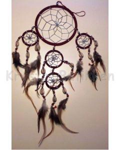 Drømmefanger brun