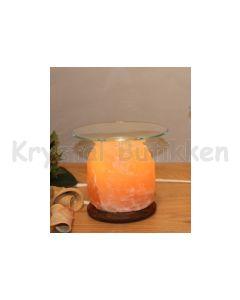 Duftlampe i Himalaya salt - natur