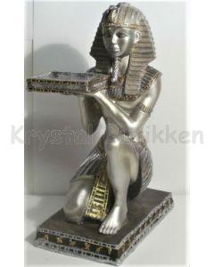 Farao-med lysholder