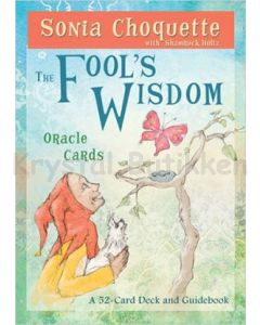 THE FOOL'S WISDOM - Sonia Choquette
