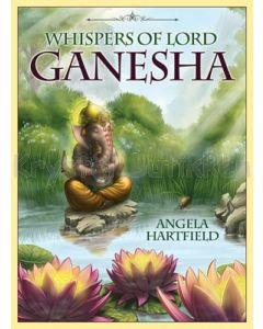 WHISPERS OF LORD GANESHA orakel kort