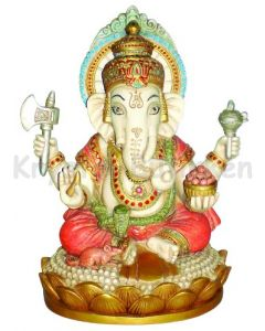 Ganesh 17 cm