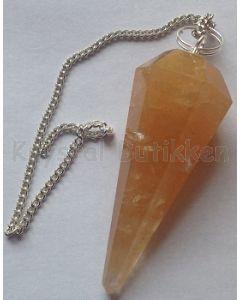 golden healer pendul