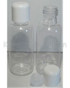 klar-plastflaske-sort-låg