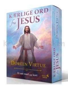 KÆRLIGE ORD FRA JESUS Doreen Virtue