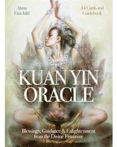 Kuan Yin orakel kort