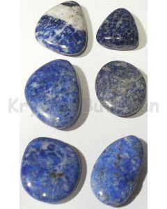 Lapis Lazuli flade