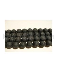 Perle - Lavasten - 8mm