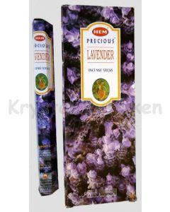 Lavendel røgelse