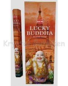 Lucky Buddha røgelse
