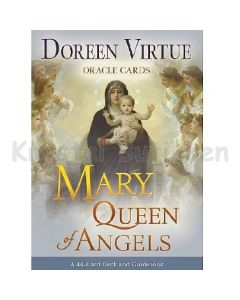 Eng.Virtue: MARY QUEEN OF ANGELS
