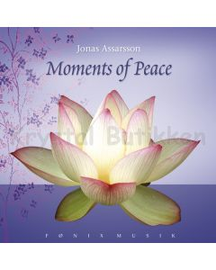 Moments of peace CD